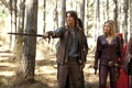 Picture Legend of the Seeker, girl, leather, sword, Tabrett Bethell, actress, Cara Mason, actor, Craig Horner, ...