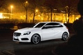 Picture Mercedes, Benz, white, AMG, 200, CDi, A Class