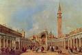 Picture picture, Venice, day, people, area, francesco guardi, Italy, San Marco, Francesco Guardi