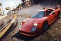 Picture Ferrari, NFS, Game, Need for Speed Rivals, Electric Arts, EA