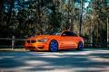 Picture BMW, Incurve, Orange, LP-5, Wheels