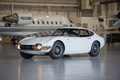 Picture 2000GT, TOYOTA, 1967, white, japan, hangar, white, sportcar