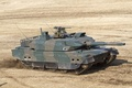 Picture Type 10, combat, field, Japanese, tank, main