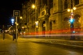 Picture lighting, road, architecture, the city, excerpt, lights, building, Hungary, night, lights, Budapest, Hungary, Budapest