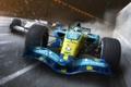 Picture speed, Championship Edition, the car, Formula One, machine, rain