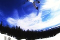 Picture energy, snow, snowboarding, the descent, snowboard, mountains, sport, winter, entertainment