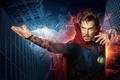 Picture magic, fantasy, poster, Benedict Cumberbatch, Benedict Cumberbatch, Doctor Strange, Doctor Strange