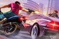 Picture GTA Online, Grand Theft Auto V, Rockstar Games, The Saints, gat5