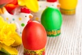 Picture eggs, Easter eggs, Easter