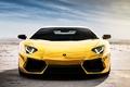 Picture Golden chrome, Project AU79, Chrome gold, reflection, Lamborghini, Lamborghini, LP700-4, Aventador, LB834, Lamborghini, Aventador
