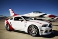 Picture 2014, USAF, Ford, Mustang GT, Thunderbirds Edition