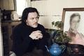 Picture portrait, male, curls, luke evans, Luke Evans