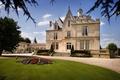 Picture castle, Bordeaux, France, garden, Park, The Chateau Pape Clement