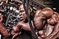 Picture bodybuilder, gym, Kai Greene, Kai Greene, gym, bodybuilder, muscle, muscle, pose