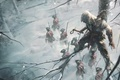 Picture Ubisoft, Assassin's Creed 3, Connor, Assassin's Creed III, soldiers