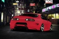 Picture tuning, red, Toyota, toyota supra