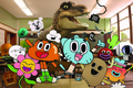 Picture The Amazing World of Gumball, television series, animated, Cartoon Network