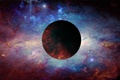 Picture colors, cosmos, planet