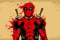 Picture Deadpool, comics, Ryan Reynolds, character, 2016, MARVEL, Deadpool, cool