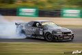 Picture drift, Nissan, datsun, speed, face, nissan, wheels, smoke, skyline, front, r34, gtr, tuning, japan, low, ...