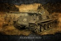 Picture World of Tanks, tanks, WoT, art, tank, Germany, Panther-M10