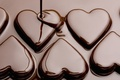 Picture holiday, heart, holiday, food, heart, hearts, love, chocolate, sweet, texture, chocolate, texture, love, food