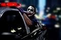Picture machine, auto, Joker, the film, police, the dark knight, comic, Joker