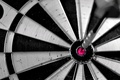 Picture sport, macro, dartboard, bullseye
