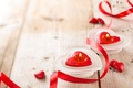 Picture hearts, Valentine's day, candles