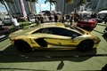Picture Aventador, gold, Lamborghini, Lamborghini Aventador LP720-4, LP720-4