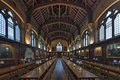 Picture England, College, Oxford, Dining Hall, Balliol