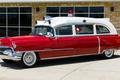 Picture retro, Cadillac, classic, classic car, Ambulance