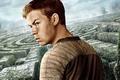 Picture cinema, sky, man, boy, survivor, face, labyrinth, british, film, vegetation, 2014, The Maze Runner, Will ...