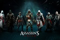 Picture Adewale, Nicholas Ghosting, Edward Kenway, Connor, Assassin's Creed IV: Black Flag, people, Altair, blade, assassin, ...