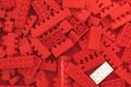 Picture macro, cubes, background
