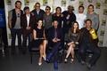Picture Robert Downey Jr, Chris Evans, Mark Ruffalo, Aaron Taylor-Johnson, Elizabeth Olsen, Cobie Smulders, Avengers:Age of ...