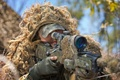 Picture weapons, sniper, Australian Army, Sadat