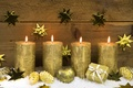 Picture Christmas, new year, candles