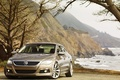 Picture Mountains, Trees, Volkswagen, Landscape
