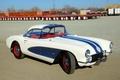 Picture '1956–57, Chevrolet, (2934), Corvette