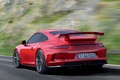 Picture speed, Porsche, spoiler, back, 911 GT3