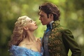 Picture Cinderella, Prince Charming, blonde, Richard Madden, fantasy, Prince, Lily James, Lily James, Cinderella, Richard Madden, ...