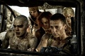 Picture Charlize Theron, frame, postapokalipsis, Charlize Theron, Nicholas Hoult, Nicholas Hoult, Mad Max: Fury Road, Mad ...