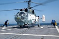 Picture ship, landing, Navy, ka 27, Helicopter