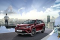 Picture Car, Toyota, Burgundy, RAV4, 2016, Metallic, Exclusive