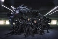 Picture robots, soldiers, cyborgs, aplle seed