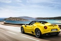 Picture Speed, Yellow, Alfa Romeo 4c, Alfa Romeo 4C Spider, Alfa Spider, Alfa 4c, Alfa 4C ...
