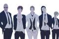 Picture Final Fantasy VII, rpg, Elena, Reno, Tseng, Rude, SQUARE ENIX, Rufus Shinra