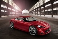 Picture red, concept, FT-86, hangar, Toyota