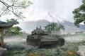 Picture BigWorld, Japan, WoT, tanks, World of tanks, Wargaming.Net, Japan, World of Tanks, tanks, tank, STB-1, ...